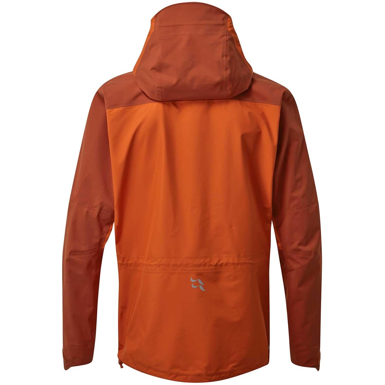 Ladakh GTX Waterproof Jacket - Men's - Red Clay/Firecracker