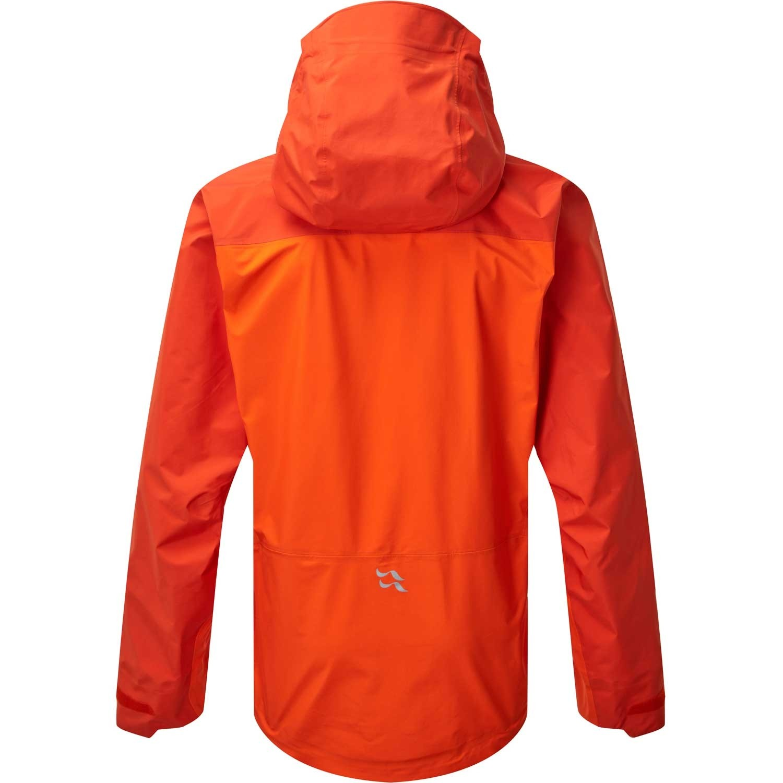 Rab Muztag GTX Waterproof Jacket - Men's - Firecracker/Atomic