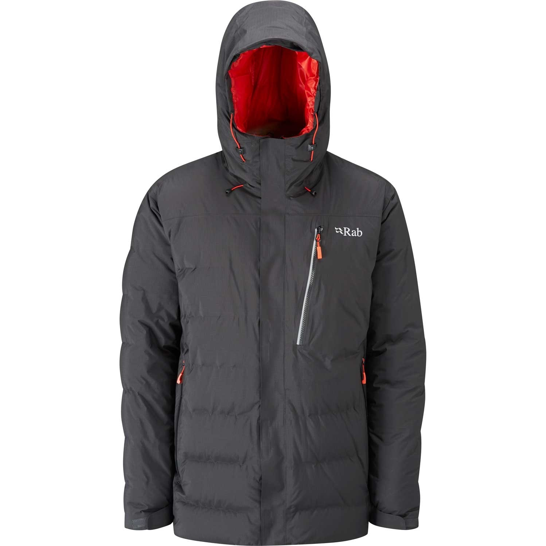 Rab Resolution Jacket - Black