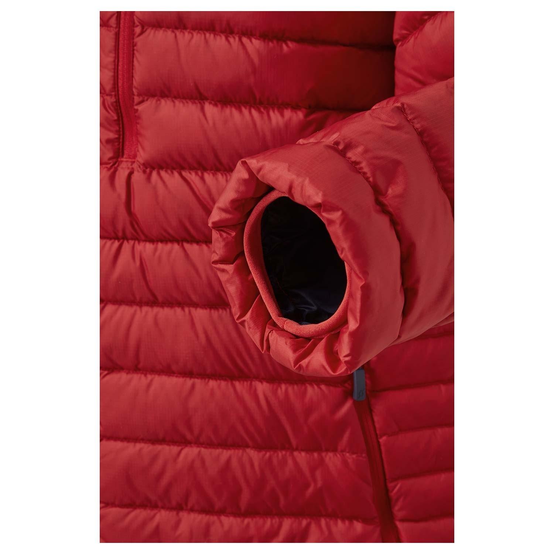 Microlight Alpine Down Jacket - Men's - Ascent Red
