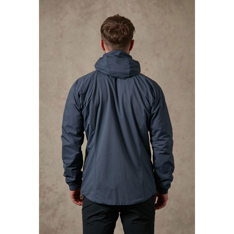 Rab Vapour-Rise Alpine Jacket - Steel