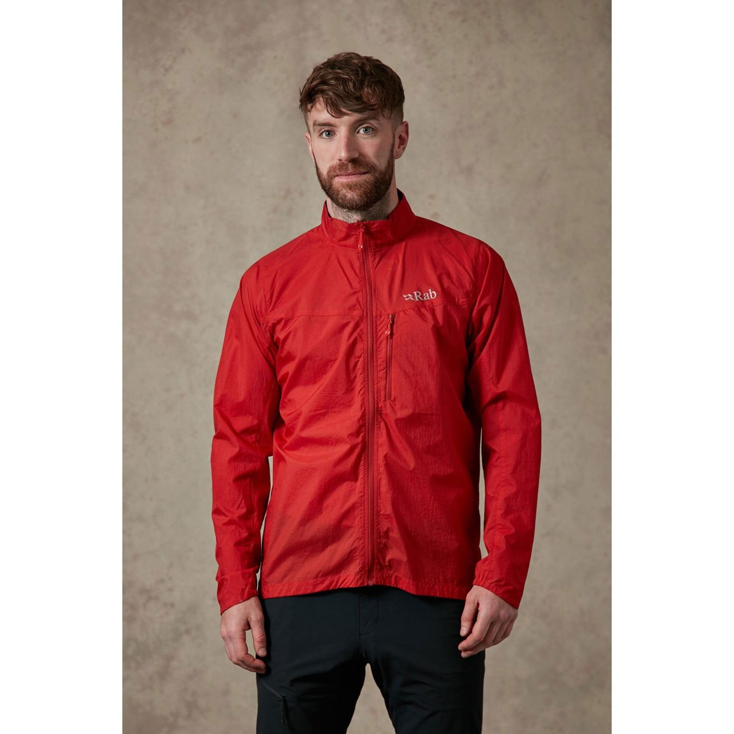 RAB - Vital Men's Windshell Jacket - Dark Horizon