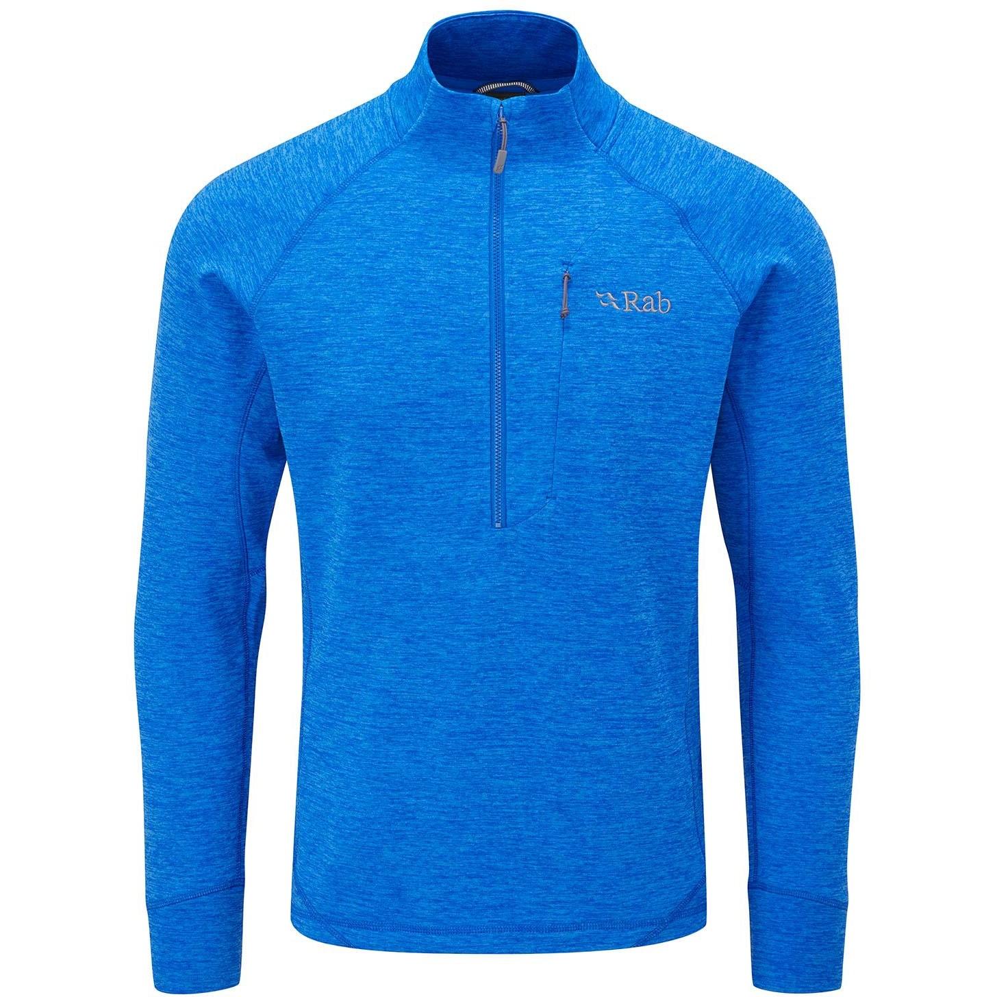 Rab Nexus Pull-On Fleece - Men's - Polar Blue
