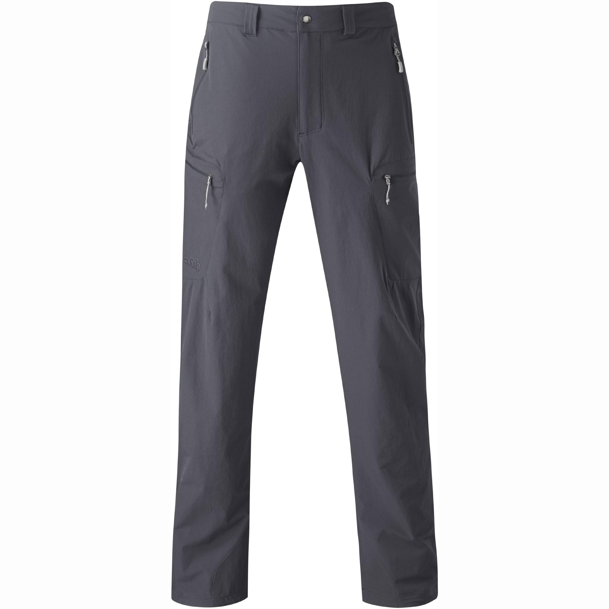 Rab Sawtooth Men's Softshell Pants - Beluga