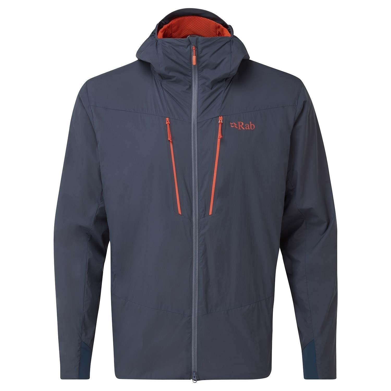 Rab Vapour-Rise Alpine Light Jacket - Men's - Steel