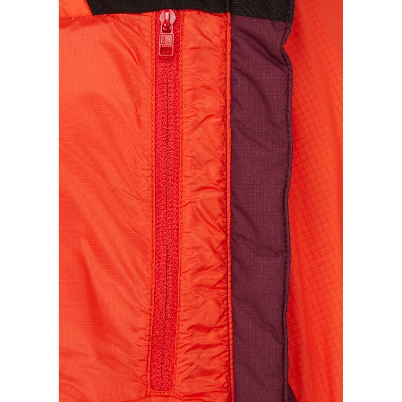Rab Infinity Alpine Down Jacket - Women's - Red Grapefruit/Deep Heather