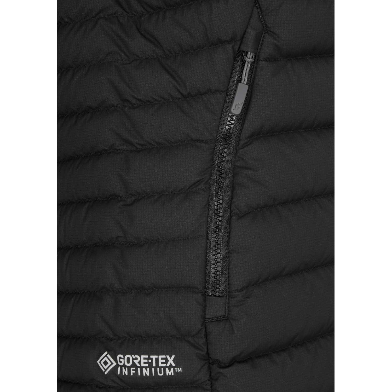 Rab Infinity Microlight Down Jacket - Women's - Black