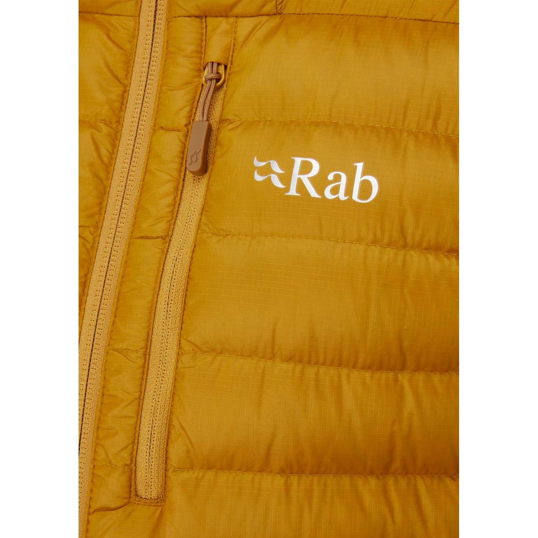 Rab Microlight Alpine Down Jacket - Women's - Dark Butternut