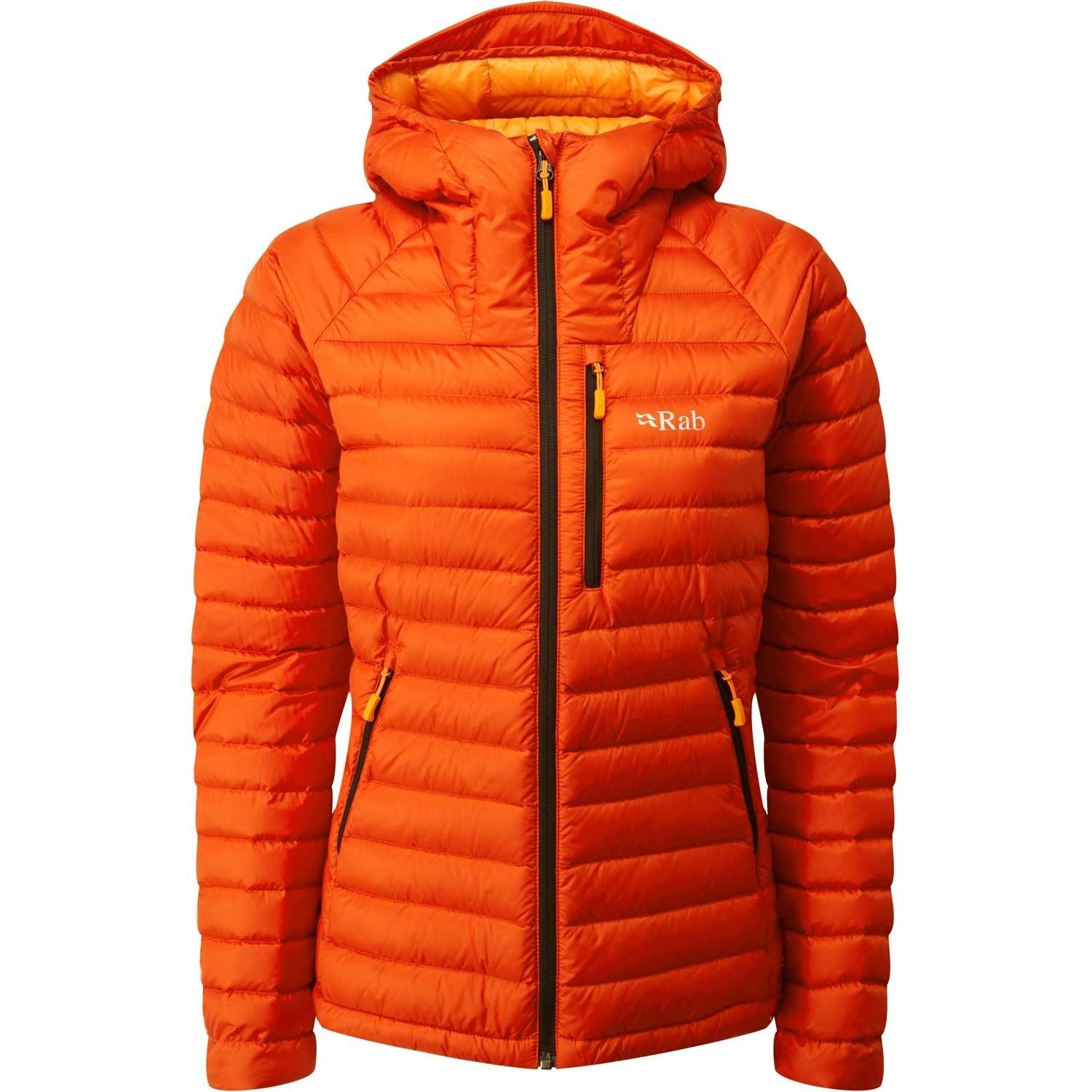 Rab Microlight Alpine Women's Down Jacket - Firecracker