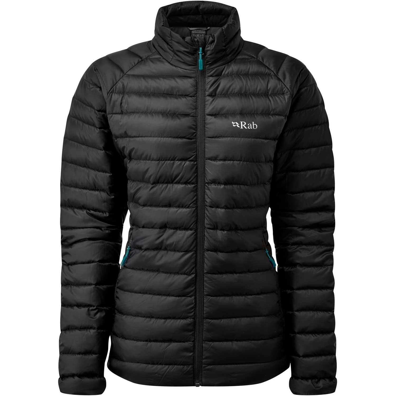 Rab Microlight Down Jacket - Women's - Black