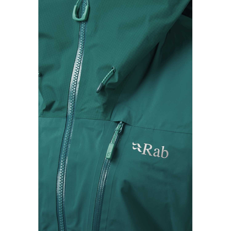 Rab Muztag GTX Waterproof Jacket - Women's - Atlantis