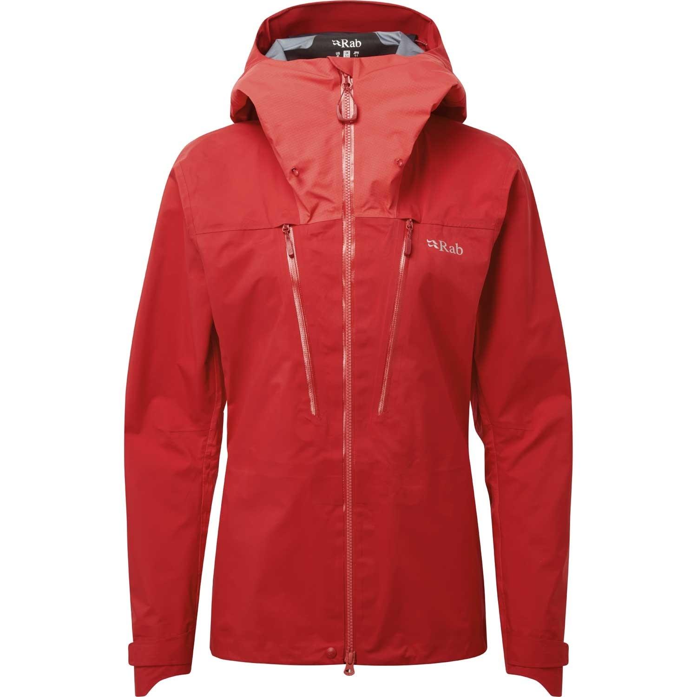 Rab Muztag GTX Waterproof Jacket - Women's - Ruby/Geranium