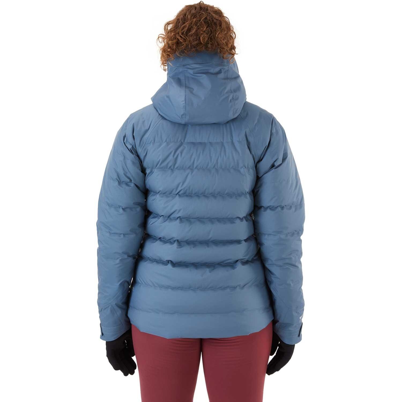 Rab Valiance Down Jacket - Women's -  Bering Sea