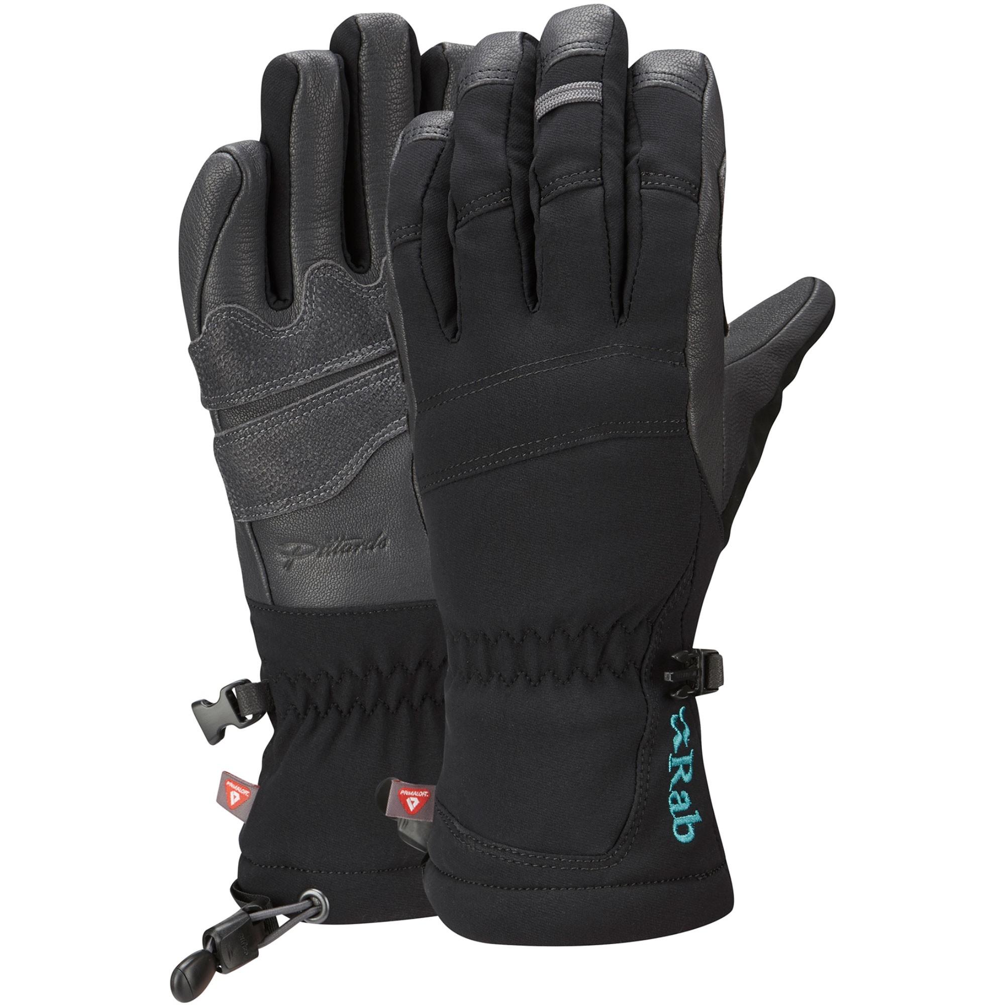 Rab Baltoro Glove - Women's - Black