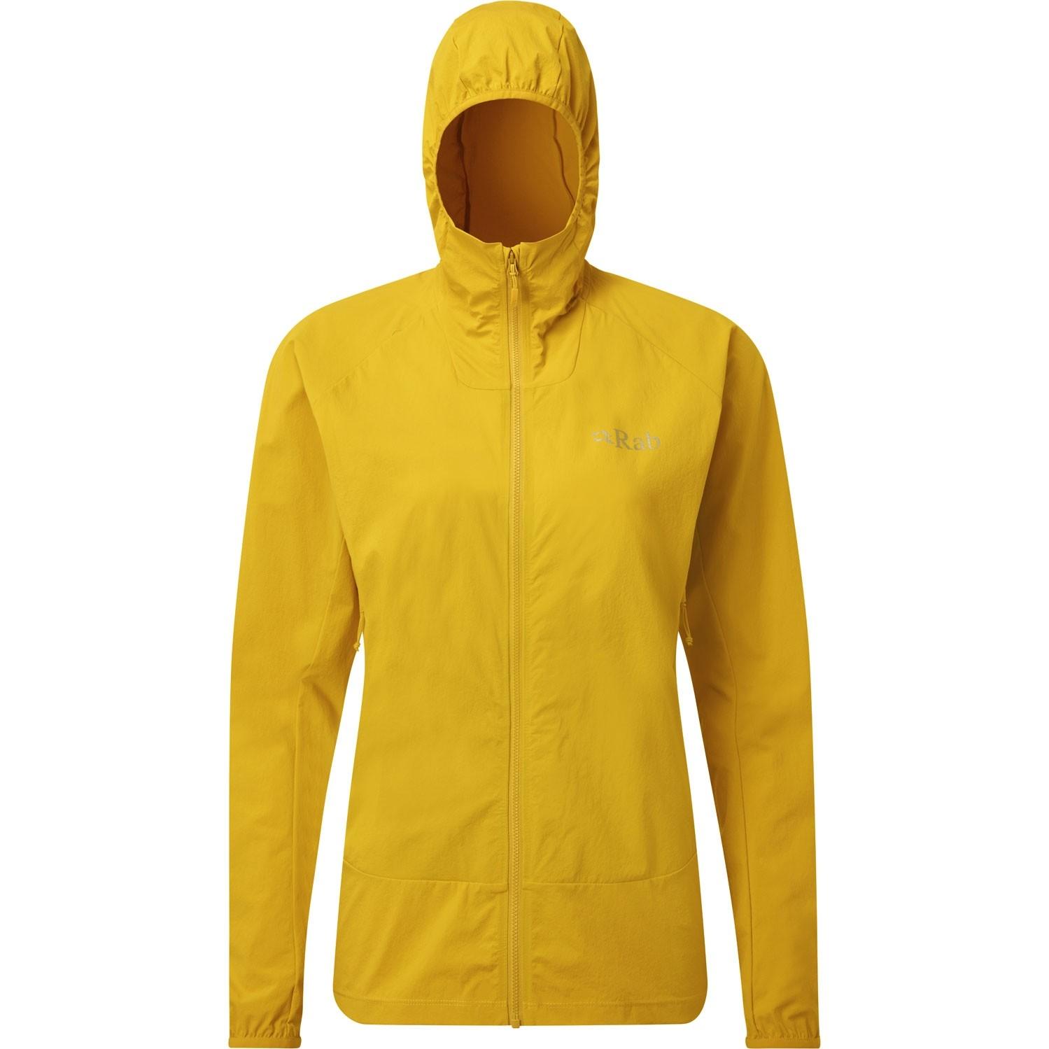 Rab Borealis Softshell Jacket - Women's - Sulphur