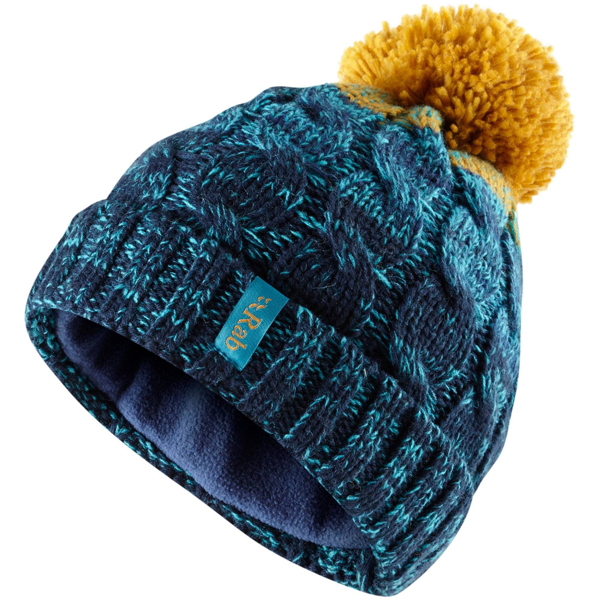 Rab Braid Beanie - Ink