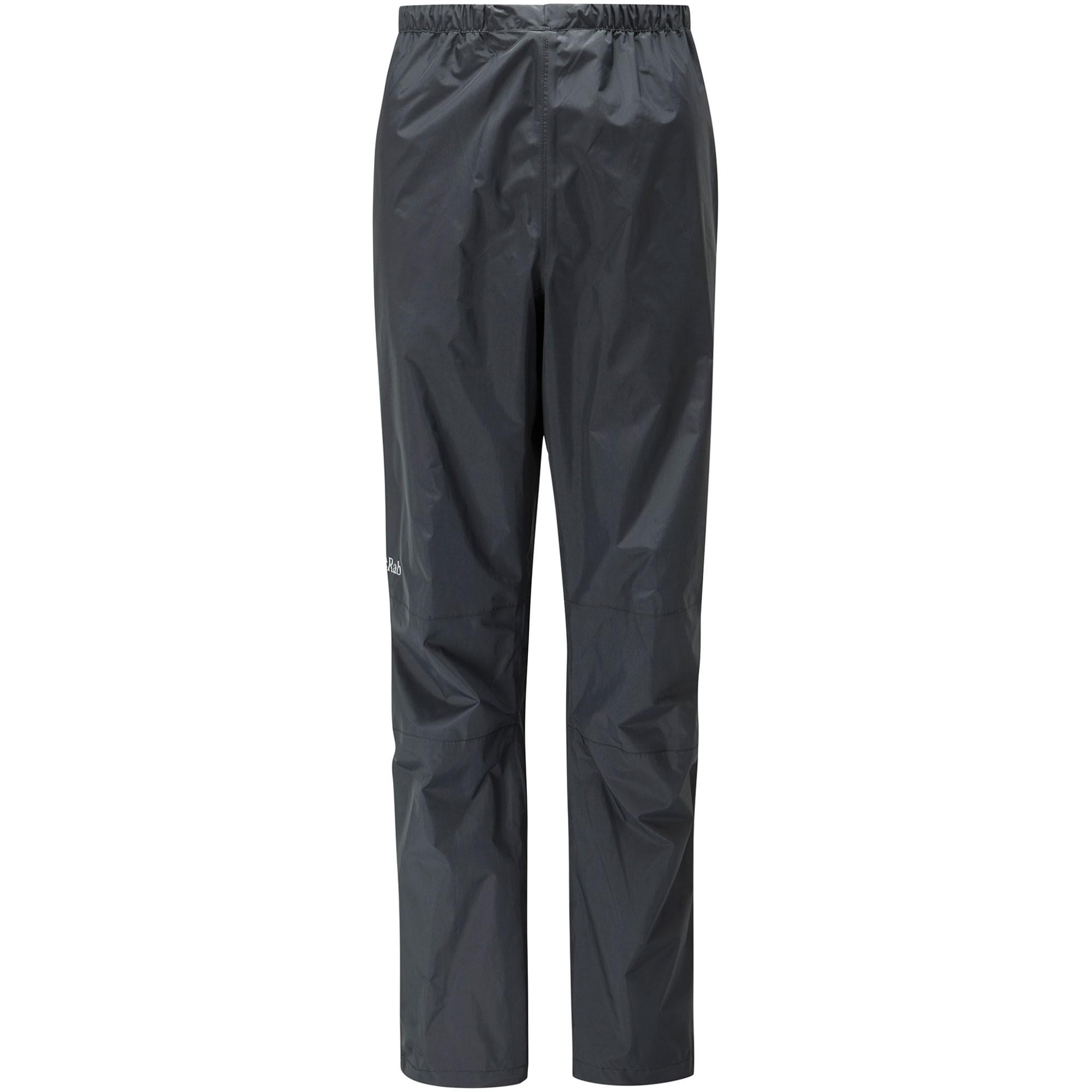 Rab Downpour Waterproof Pants - Black