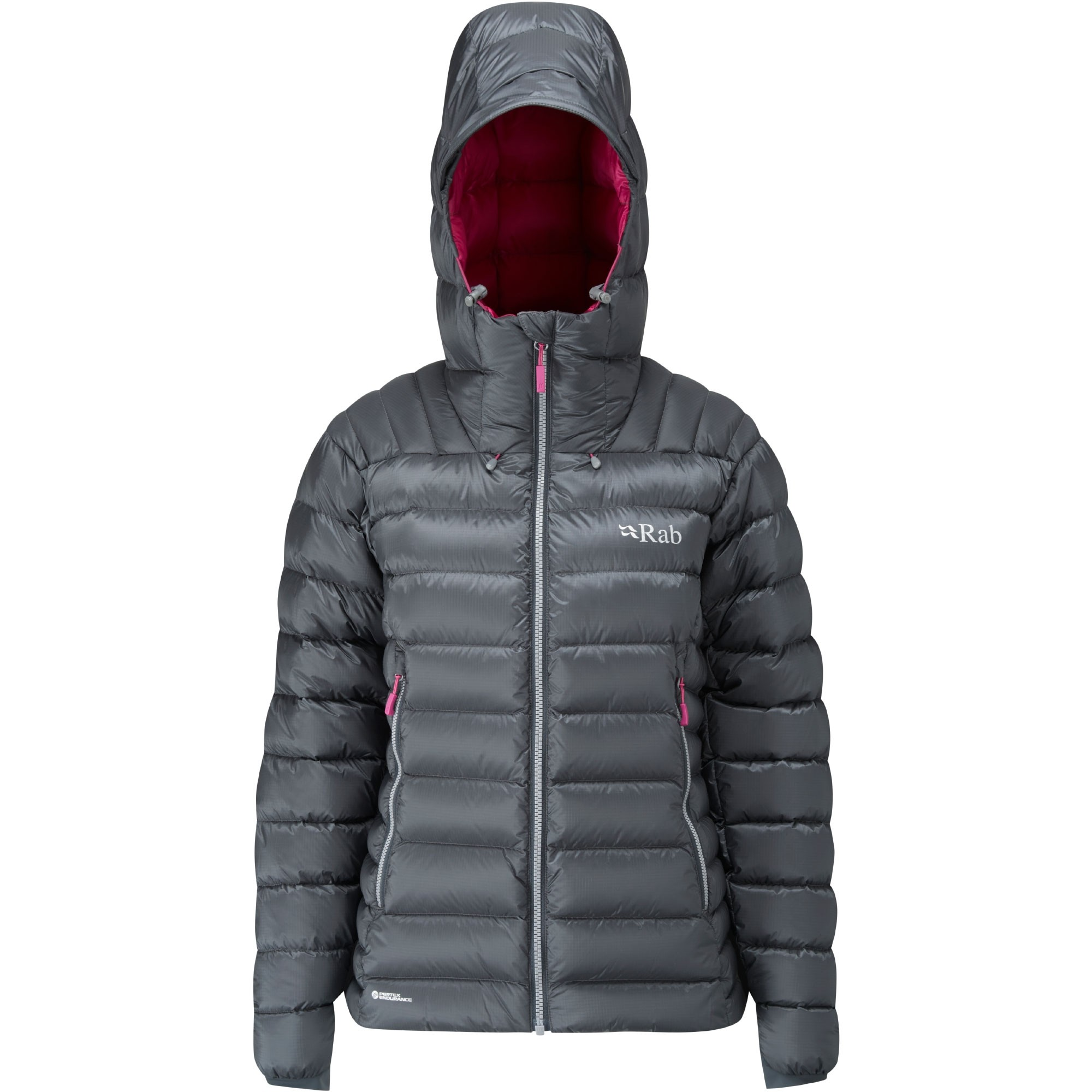 Rab Electron Women's Down Jacket - Graphene