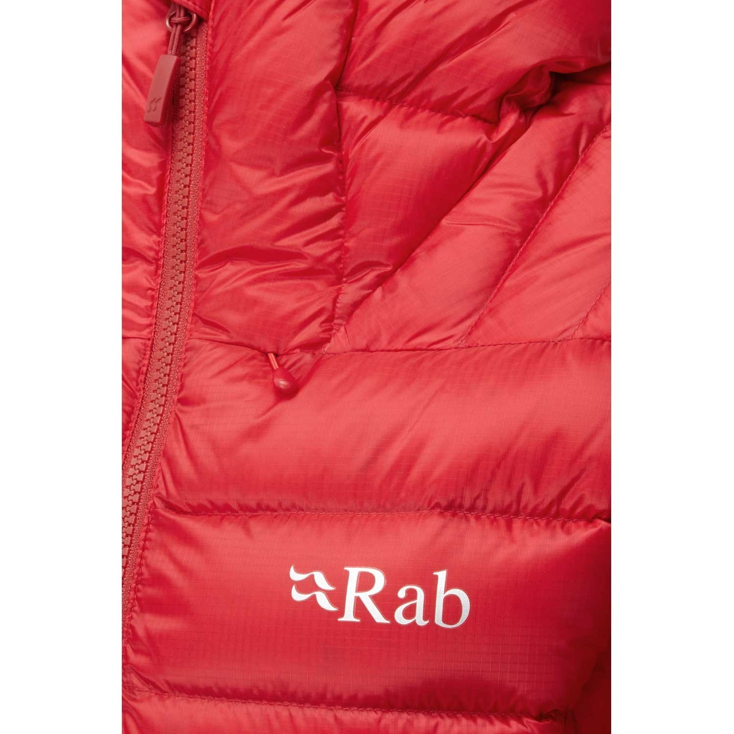 Rab Electron Down Jacket - Women's - Ruby