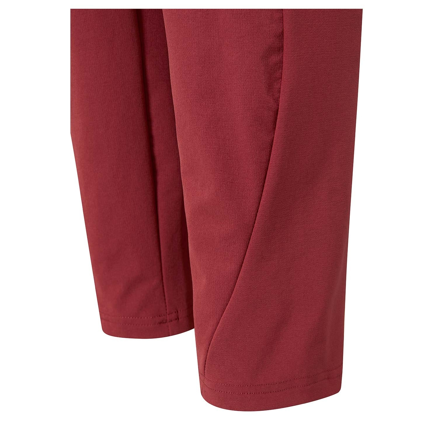 Rab Elevation Pants - Women's Softshell - Oxblood Red