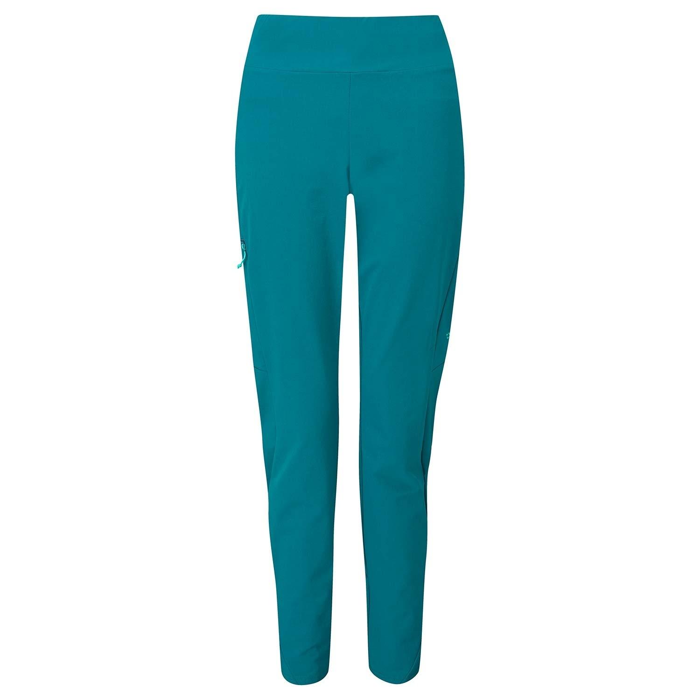 Rab Elevation Pants - Women's Softshell - Sagano Green