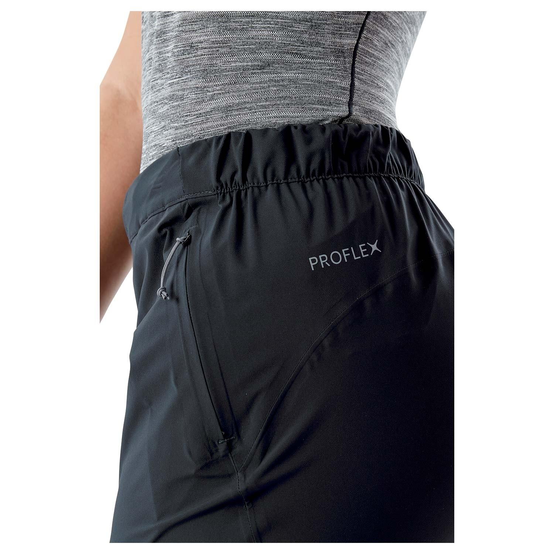 Rab Kinetic 2.0 Pant - Women's Waterproof/Softshell Pant - Beluga