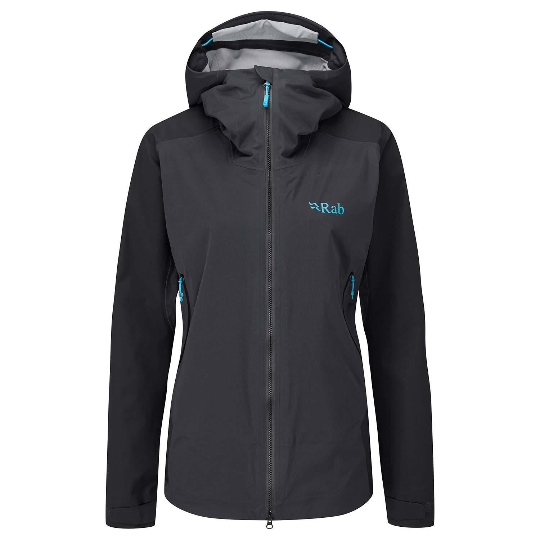 Rab Kinetic Alpine 2.0 Waterproof Jacket - Women's  - Beluga
