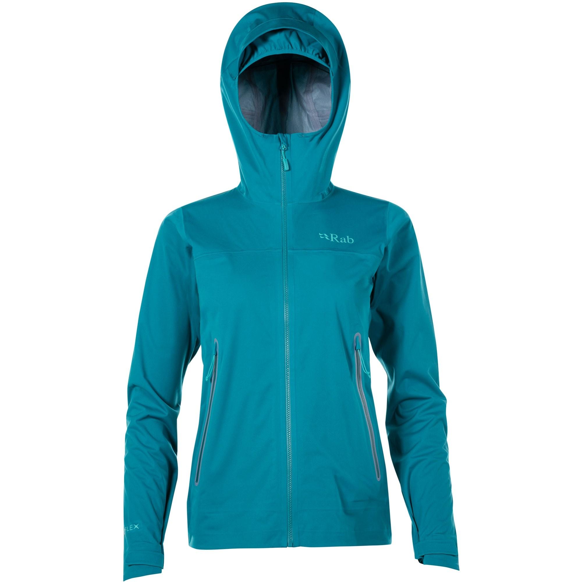 Rab Kinetic Plus Women's Waterproof Jacket - Amazon