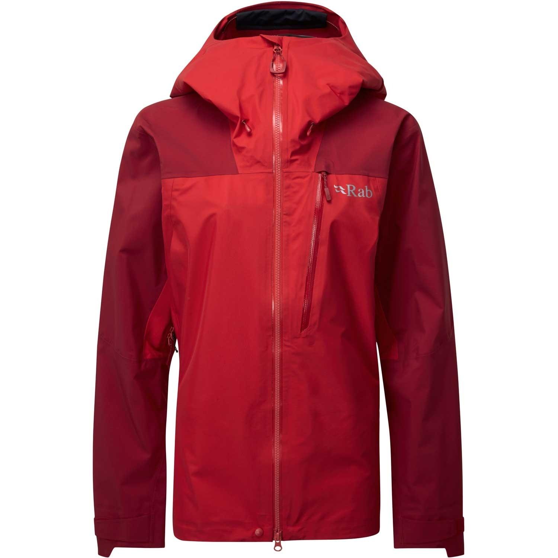 Ladakh GTX Waterproof Jacket - Women's - Crimson/Ruby