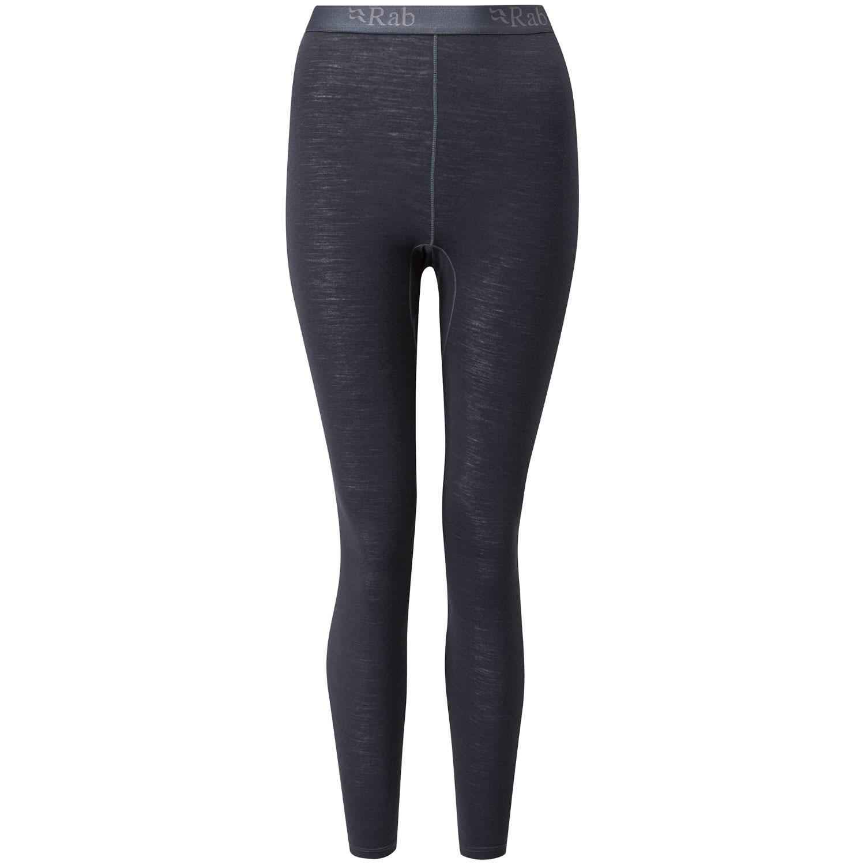 Rab Women's Merino 120 Pants - Ebony
