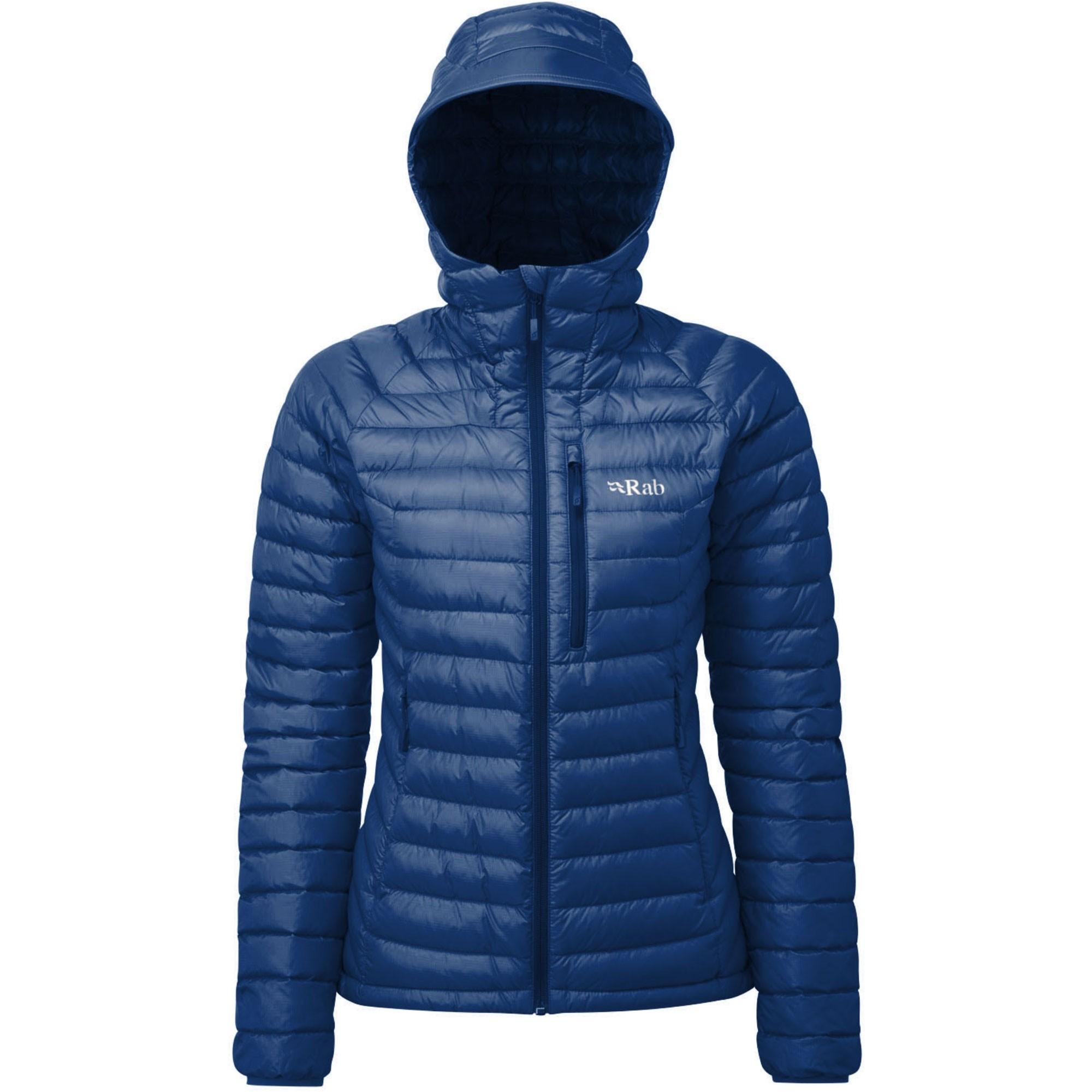 Rab Microlight Alpine Women's Down Jacket - Blueprint