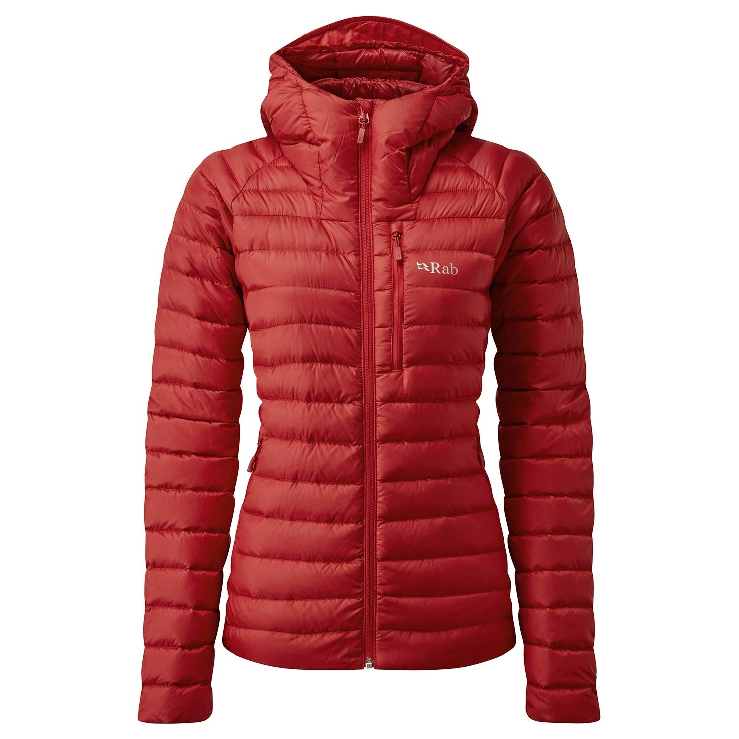 Rab Microlight Alpine Down Jacket - Women's - Ascent Red