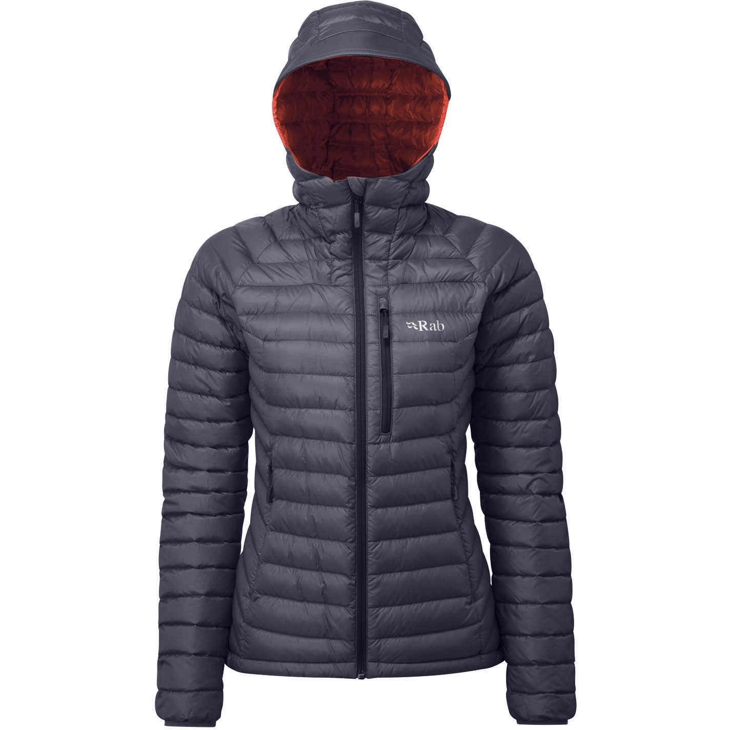 Rab Microlight Alpine Women's Down Jacket - Steel/Passata