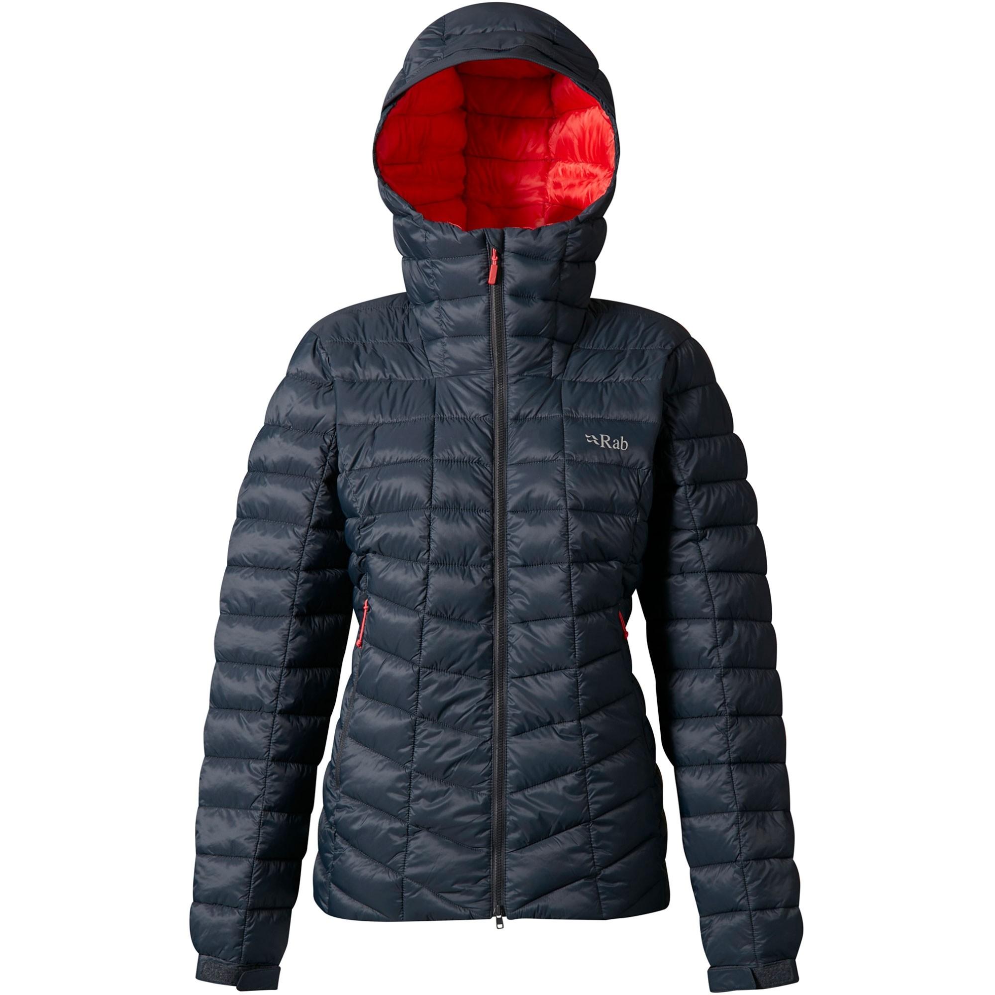 Rab Women's Nebula Pro Jacket - Beluga