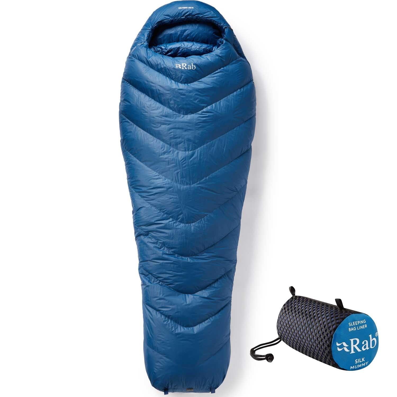 Rab Neutrino 400W Sleeping Bag - Ink - Sleeping Bag Deal
