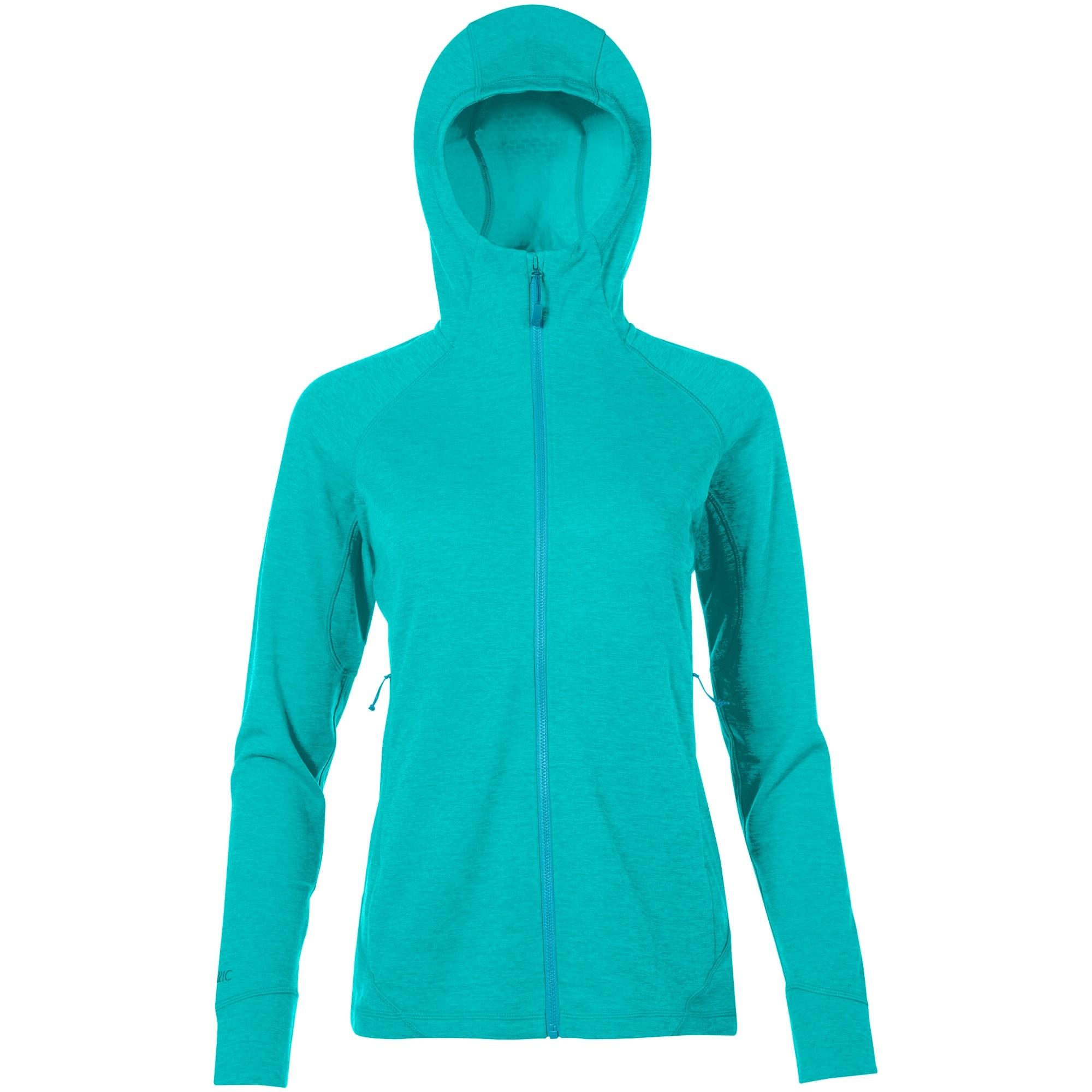 Rab Nexus Hooded Fleece Women's Jacket - Seaglass