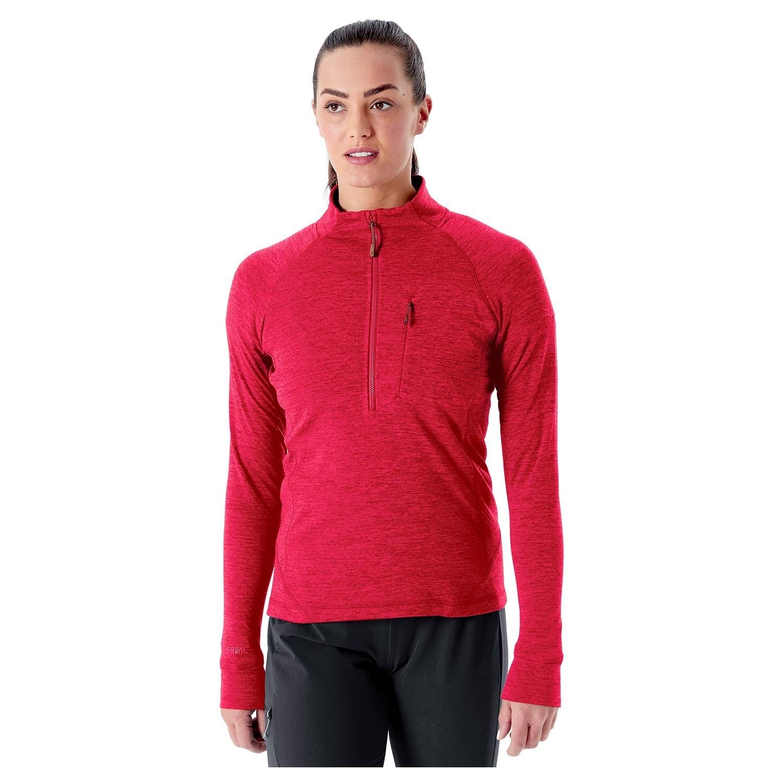 Rab Nexus Pull-On - Women's Fleece - Ruby