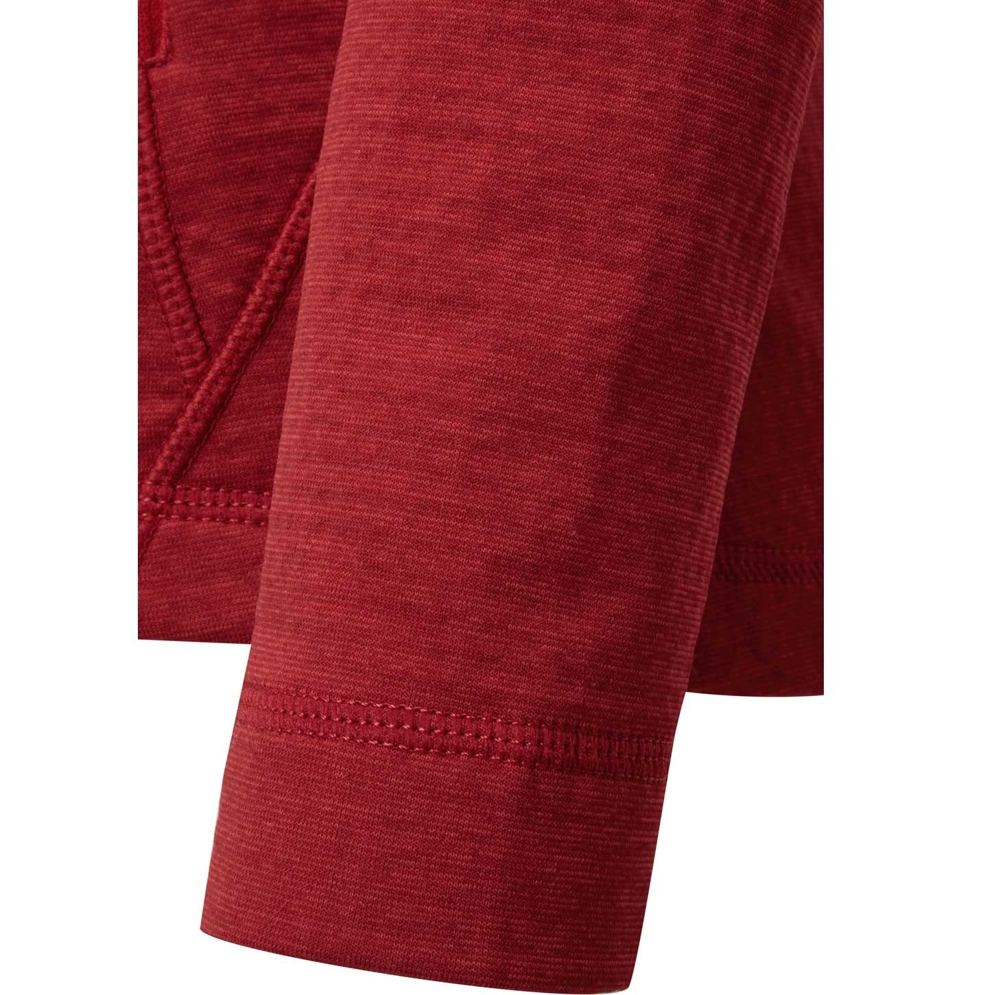 Rab Nucleus Hoody - Women's - Crimson