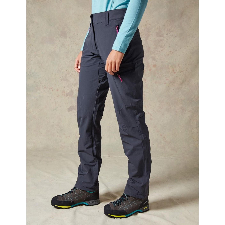 Rab Sawtooth Women's Softshell Pants - Beluga