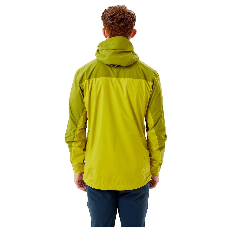 Rab Zenith Jacket - Men's Waterproof - Aspen Green