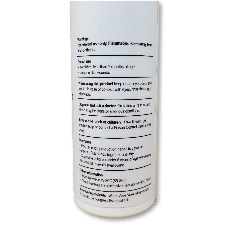 Rhino Skin Solutions Hand Sanitiser - 4oz