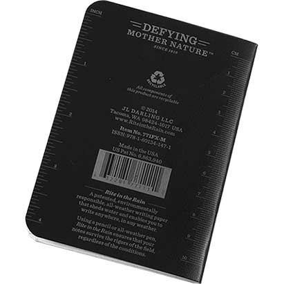 Rite in the Rain Mini Notebook 3-pack