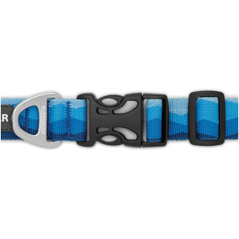 Ruffwear Hoopie Collar - Blue Mountain - Closed