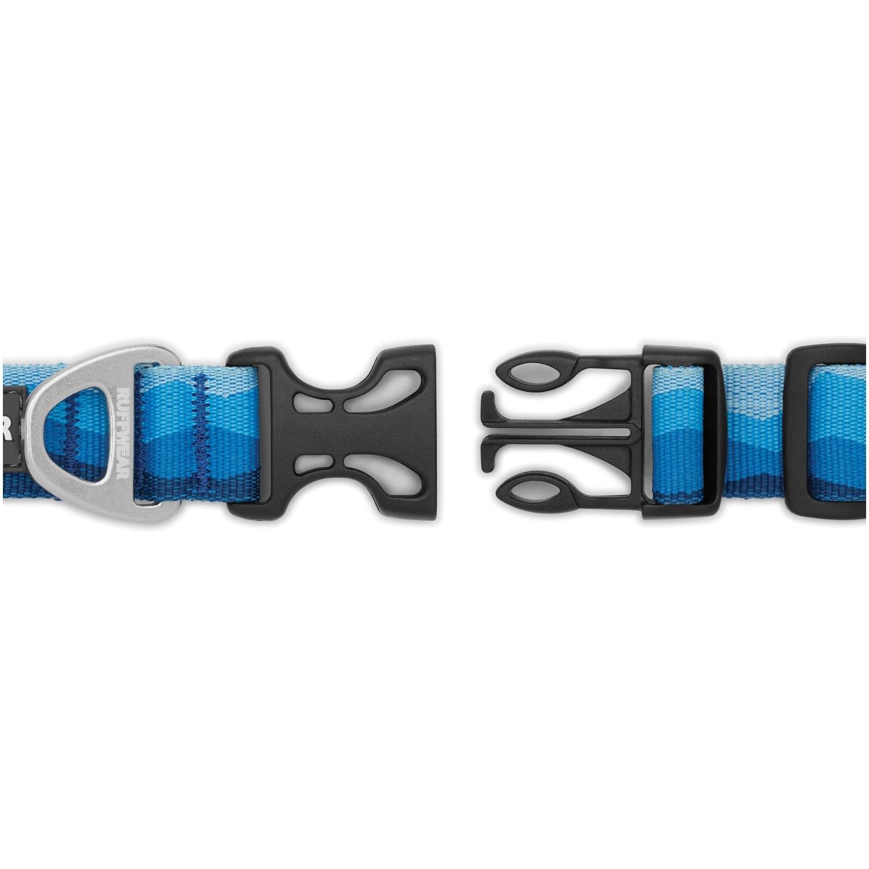 Ruffwear Hoopie Collar - Blue Mountain - Open