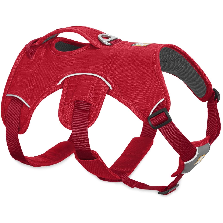 Ruffwear Webmaster Harness - Redcurrant