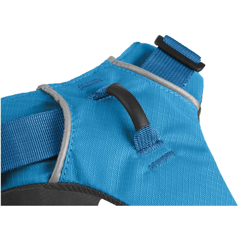 Ruffwear Front Range Dog Harness - Blue Dusk - attachment point