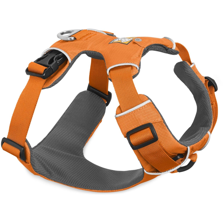 Ruffwear Front Range Dog Harness - Orange Poppy