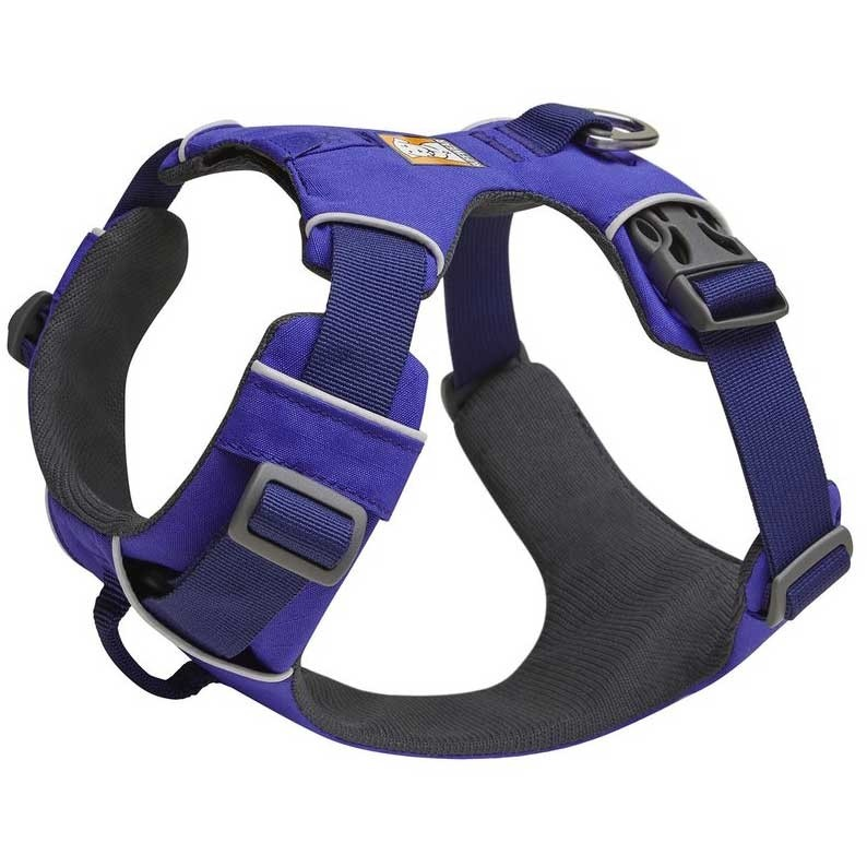 Ruffwear Front Range Dog Harness - Huckleberry Blue