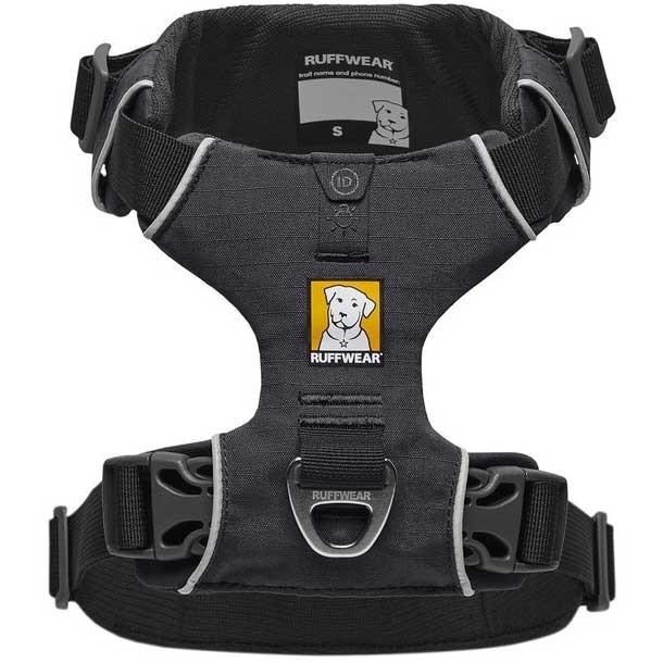 Ruffwear Front Range Dog Harness - Twilight Grey