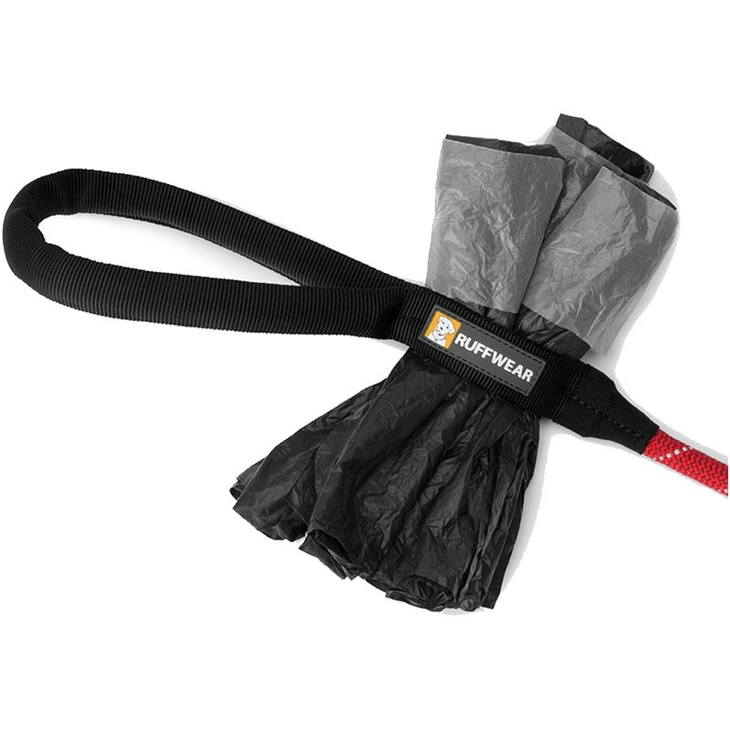 Ruffwear Knot-a-Leash - Red Currant - Accessory loop